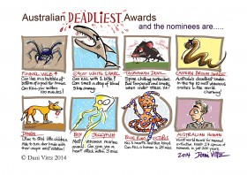 Deadliest Award Nominations2