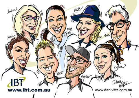 Agri Gunnedah Team Portrait