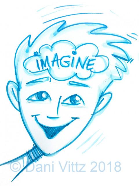 Live Scribing - imagine