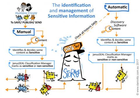 Janusnet Diagram Illustration
