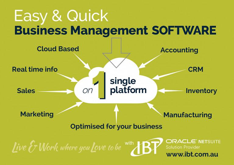 IBT A4 Flyer