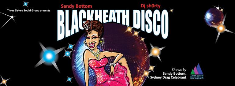 Blackheath Disco web banner