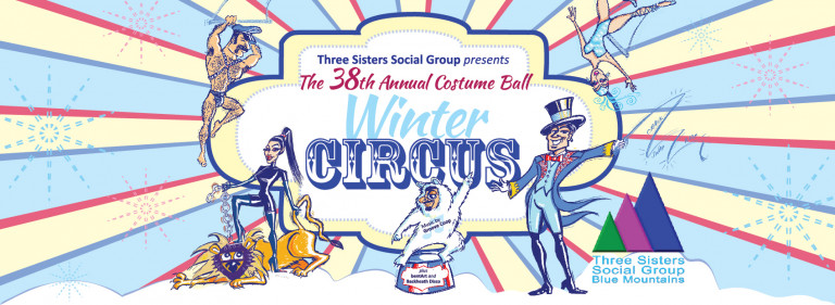 FB Banner - Winter Circus Theme