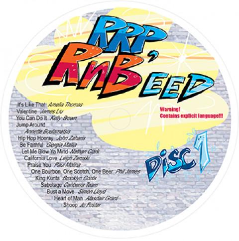 RRP CD disc
