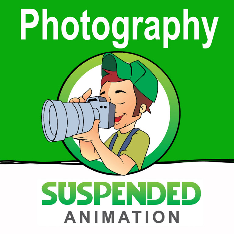 Photography Suspended Animation - square