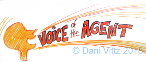 Live Scribing - Voice of agent